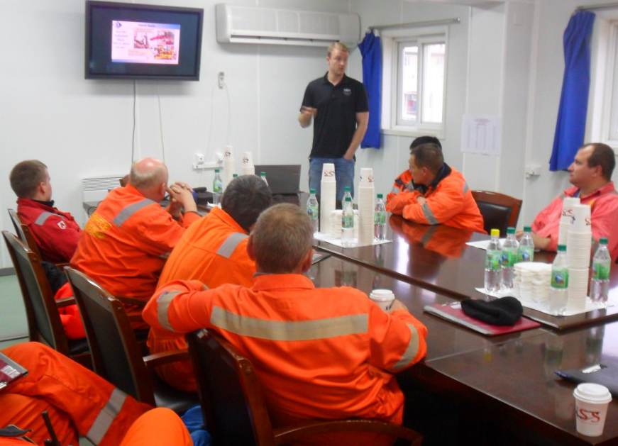 Safety Culture Talk