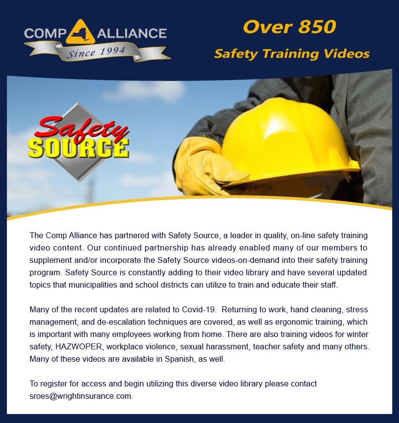 Safety Source Announcement 11 16 20 B